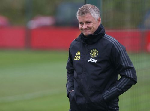 Ole Gunnar Solskjaer decided Manchester United needed a new striker after defeat to Manchester City
