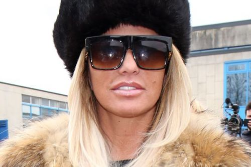 Katie Price 'forced to pay back £12k a month to clear debts' as spending spirals