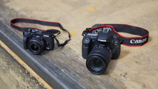 DSLR vs mirrorless: which camera type is right for you?
