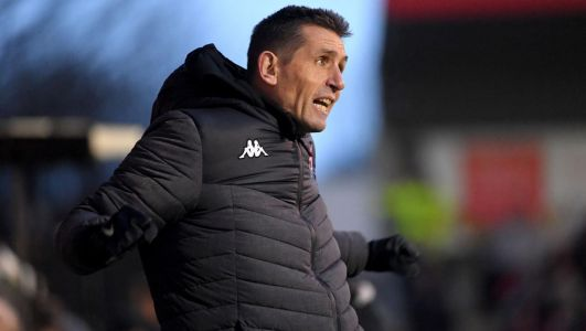 Baxter happy to begin campaign with all three points as Crusaders pushed all the way by resilient Warrenpoint