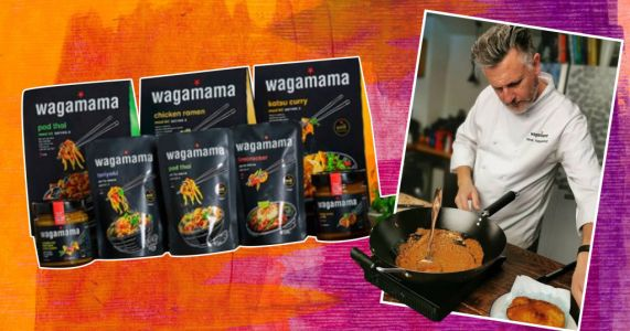Wagamama launches its own supermarket line - so you can enjoy a katsu curry at home