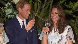 This is apparently Kate Middleton's favourite tipple