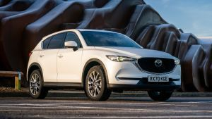 Revised Mazda CX-5 crossover launched for 2021