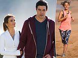 Home and Away's Ada Nicodemou, James Stewart and Sam Frost film scenes at Palm Beach