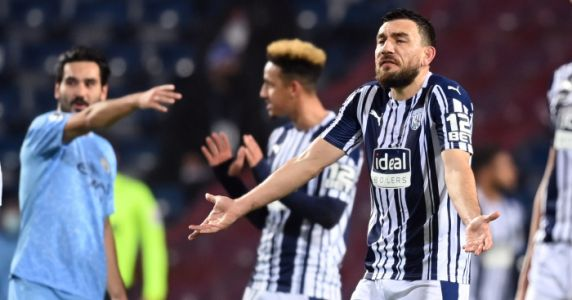 Allardyce slams unacceptable West Brom loss after dressing-room inquest