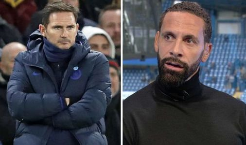 Rio Ferdinand notices 'big issue' for Frank Lampard while watching Chelsea