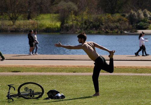 Exercising outside could be banned if people keep ignoring rules