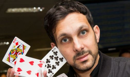 Coronavirus: Magician Dynamo tests positive for COVID-19 after suffering 'severe' symptoms