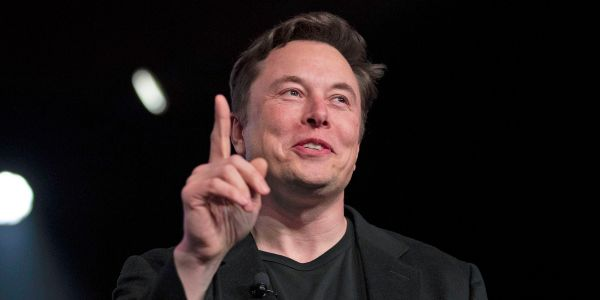Tesla stock surges after Elon Musk's electric-car company posts record profits