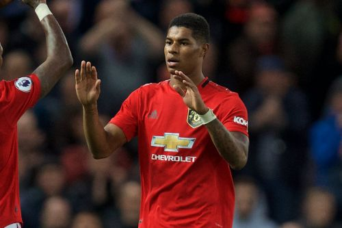 "Solskjaer's mind games over Marcus Rashford's fitness for trip to ""intimidating"" Anfield"