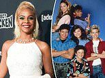 Saved By The Bell star Lark Voorhies discusses reboot snub and mental health issues