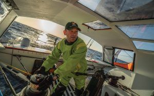 Vendée Globe racer Pip Hare on maintaining your focus on long sea passages