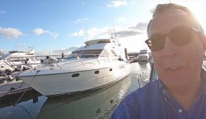 Princess 430 yacht tour: A surprising amount of boat for your money