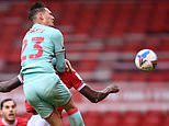 Nottingham Forest 0-1 Swansea: Connor Roberts lifts City to fourth in the Championship table