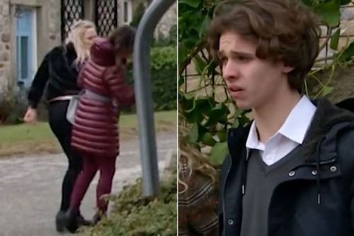 Emmerdale viewers devastated for Jacob Gallagher as he blames himself for Maya's lies