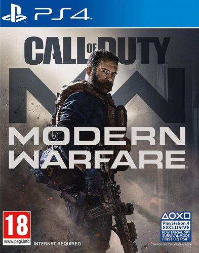 Call Of Duty: Modern Warfare number one for third week - Games charts 9 November
