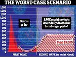 New leaked SAGE 'worst case scenario' predicts 85,000 deaths from second wave of coronavirus