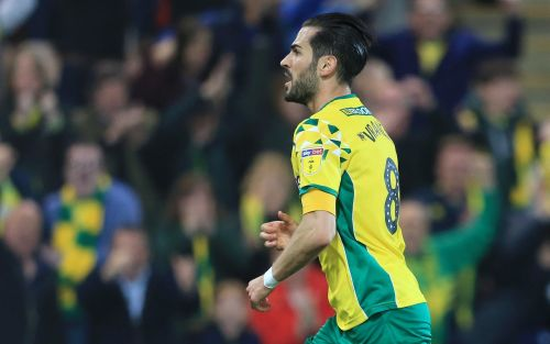 Norwich go five points clear at the top of the Championship with late equaliser against Sheffield Wednesday