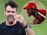 England bowler James Anderson is ruled OUT ahead of his potential Lancashire return with calf injury