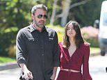Ben Affleck and Ana de Armas 'mutually' end their relationship after nearly a year together