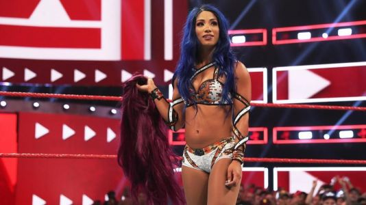 WWE's Sasha Banks 'set for The Mandalorian role' in Disney+ Star Wars spin-off