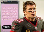 Tom Brady falsely claims that suicide has killed more people than COVID-19 in the past two months