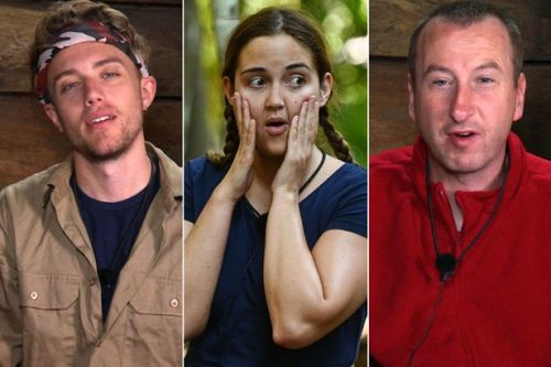 I'm A Celebrity finalists confirmed as Jacqueline Jossa, Roman Kemp and Andy Whyment