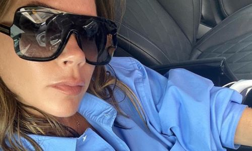 Victoria Beckham stuns in extravagant sunglasses - but fans might be disappointed