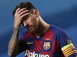 Rio Ferdinand says Lionel Messi could QUIT Barcelona after humiliating Bayern Munich defeat