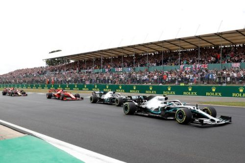 F1 confirm revised 2020 calendar including British double-header at Silverstone