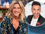 Strictly Come Dancing: Ashley Roberts 'SNOGS' Giovanni Pernice at show's wrap party