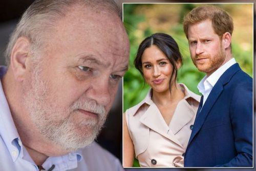 Meghan Markle's dad accuses her of quitting for money - and 'destroying' royal family