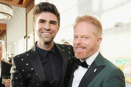 Modern Family's Jesse Tyler Ferguson hits out at troll who mocks his baby's name