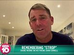 Shane Warne shares his heartache after losing three close friends