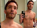 Ed Westwick appears to have 'Halloween sorted' and teases costume with naked bathroom selfie