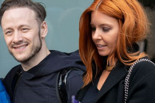 Stacey Dooley 'finds magic in most unlikely of places' after 'moving in' with Kevin Clifton