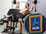 Special Buys: Aldi is selling a $1,000 fitness bench for just $199