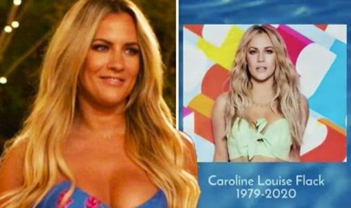 Love Island fans in tears as ITV pay tribute to Caroline Flack: 'Made me cry so much'