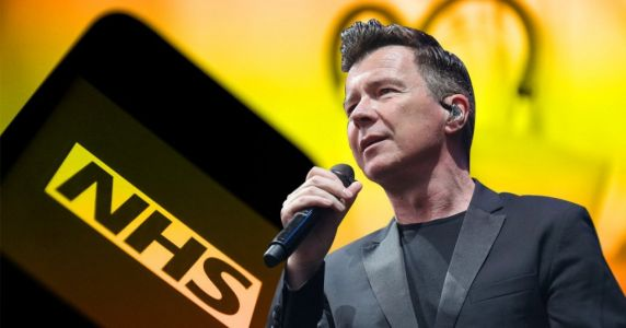 Rick Astley to hold free concert for NHS frontline staff once coronavirus pandemic is over