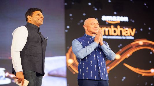 Amazon to create a million jobs in India: Jeff Bezos