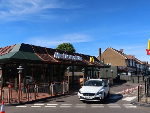 McDonald's Will Reopen All U.K. Drive-Thru Restaurants Next Week
