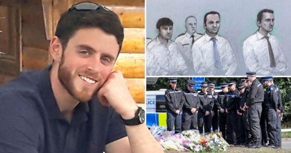 Pc Harper murder accused have no idea of grief and loss they caused, court told