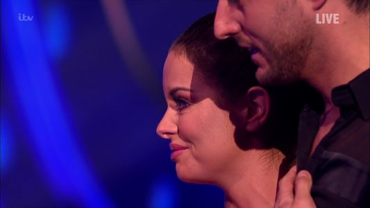 Love Island's Maura Higgins breaks down in tears as she's eliminated from Dancing On Ice