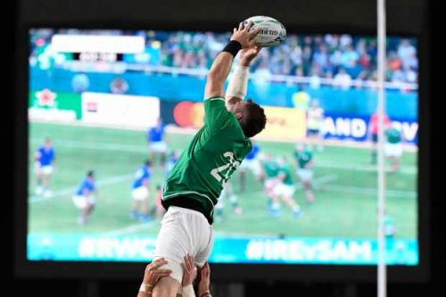New Zealand v Ireland: How to watch Rugby World Cup quarter-finals on TV and live stream