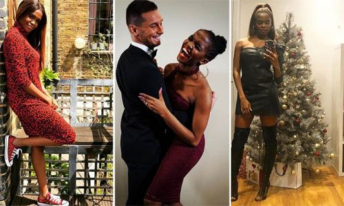 Inside Strictly's Oti Mabuse and Marius Iepure's luxury London home