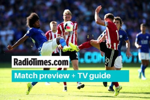 What channel is Leicester v Sheffield United on? Kick off time, live stream and latest team news
