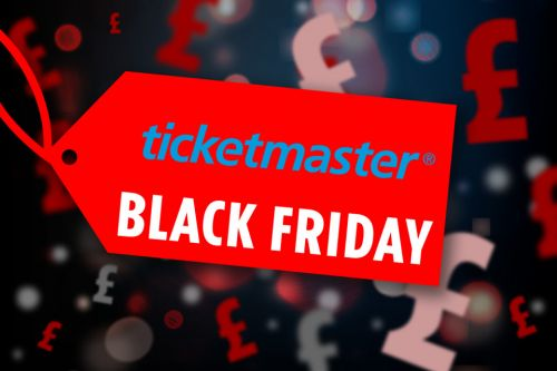 Ticketmaster's Black Friday Sale 2019: what to expect