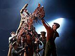 PATRICK MARMION: War Horse gallops to the rescue