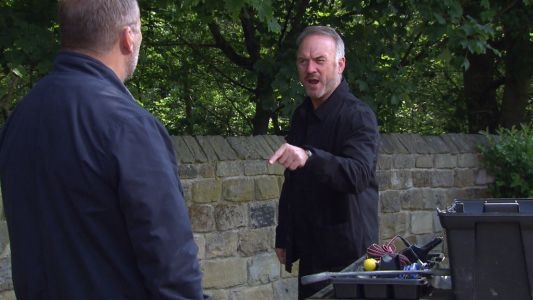 Emmerdale spoilers: Huge showdown as DI Malone and Will Taylor fight - but who dies?