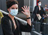 Jaimie Alexander enters 14-day mandatory hotel quarantine after arriving in Sydney to film Thor